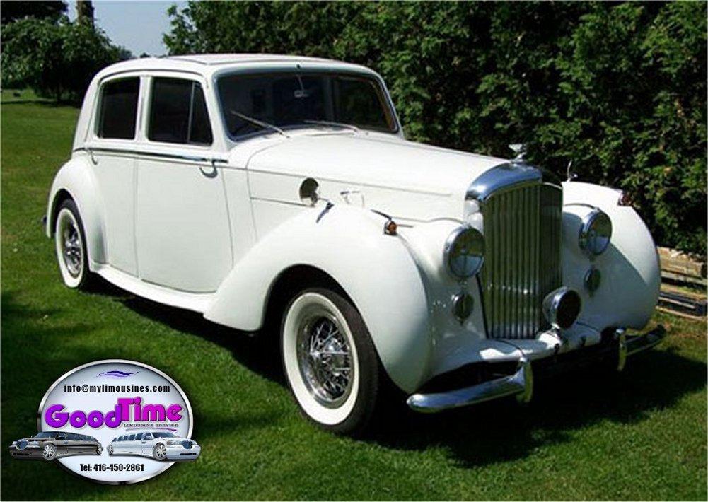 1950 Bentley Exterior 1 1 TORONTO LIMO RENTAL FLEET