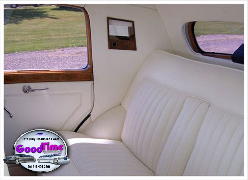 1950 Bentley Interior 1 1 TORONTO LIMO RENTAL FLEET