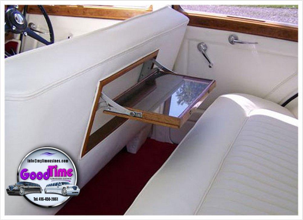 1950 Bentley Interior 2 1 TORONTO LIMO RENTAL FLEET