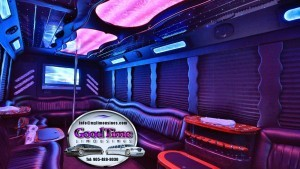 30 Passenger Limo Party Bus Int 1 300x169 30 Passenger Limo Party Bus Int 1