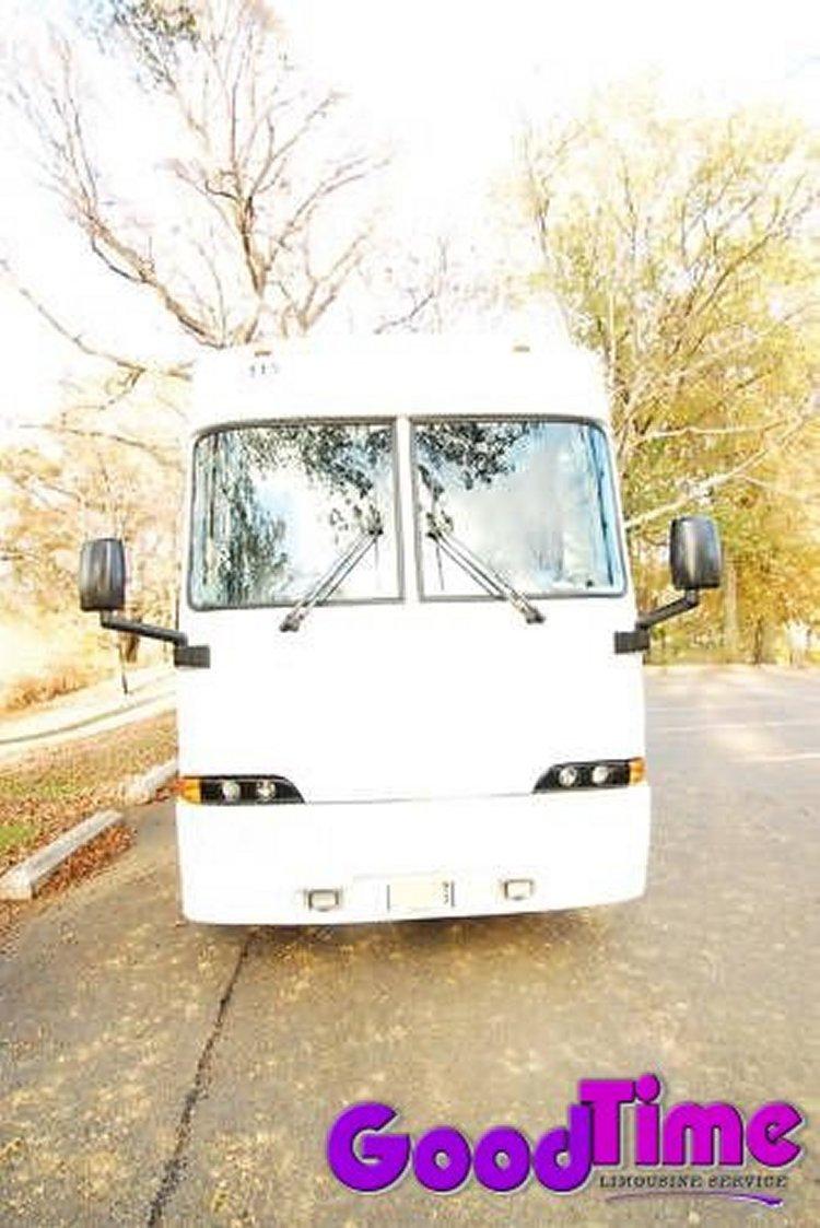 45 passenger party bus ext 2 2 TORONTO LIMO RENTAL FLEET