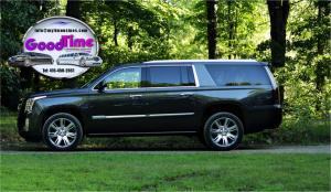 6 passenger black cadillac suv escalade limo exterior 1 300x174 6 passenger black cadillac suv escalade limo exterior 1