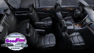 6 passenger black cadillac suv escalade limo interior 1 300x169 6 passenger black cadillac suv escalade limo interior 1
