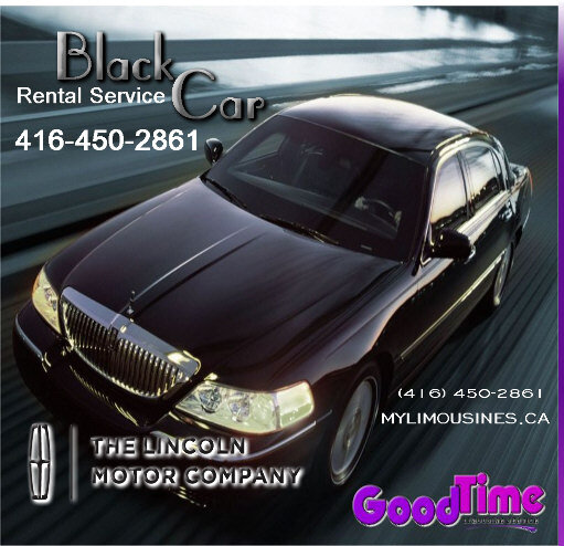 Black Car Limo Rental Services BLACK CAR SERVICE