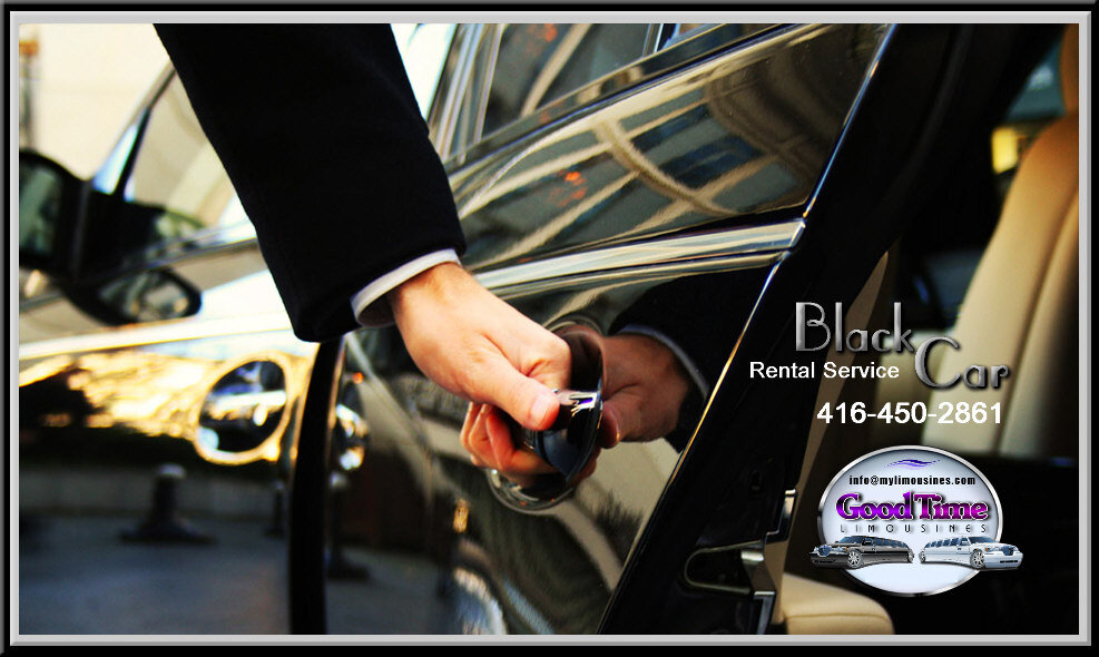 Black Car Limousine Rental BLACK CAR SERVICE