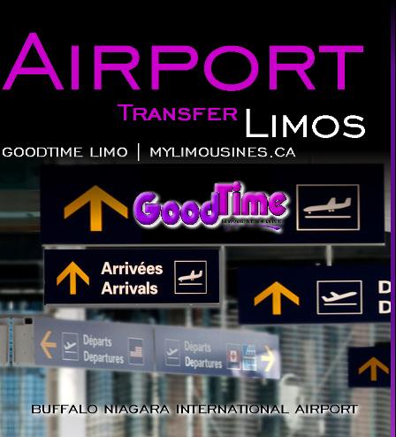 Buffalo Niagara International Airport Limo Rental Service BUFFALO NIAGARA INTERNATIONAL AIRPORT LIMO SERVICE