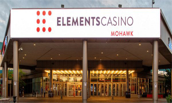 Elements Casino BLACK CAR SERVICE