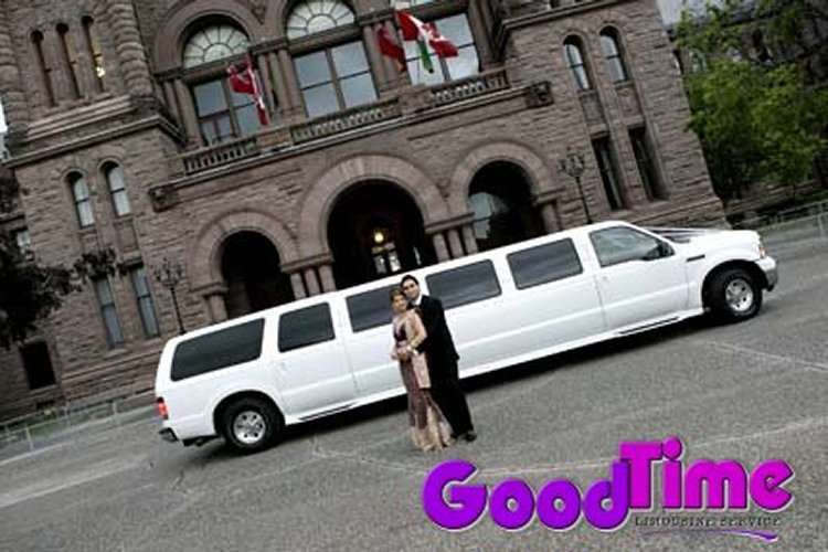 Ford Excursion SUV Stretch Limo Rental Service1 TORONTO LIMO RENTAL FLEET