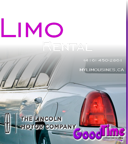 Limo Rental Service KITCHENER LIMOS