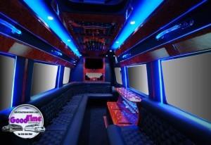 Mercedes Benz Sprinter Limo Interior 1 300x206 Mercedes Benz Sprinter Limo Interior 1