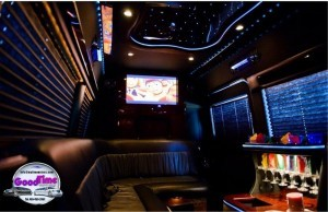 Mercedes Benz Sprinter Limo Interior 2 300x194 Mercedes Benz Sprinter Limo Interior 2