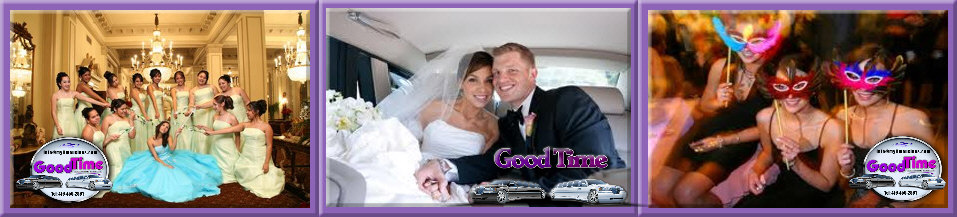 Ontario Canada Limousine Rental Services AURORA Party Buses