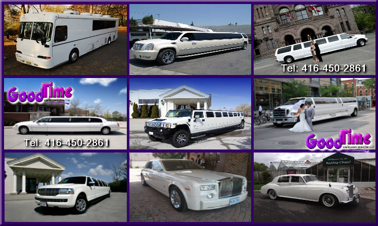 Ontario Limo Rental Service HOME