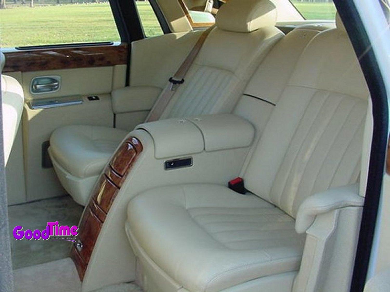 Rolls Royce Phantom White Limo Int 1 1 TORONTO LIMO RENTAL FLEET