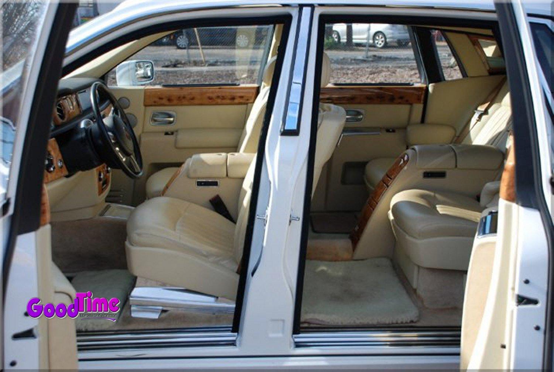 Rolls Royce Phantom White Limo Int 2 1 TORONTO LIMO RENTAL FLEET