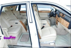 Rolls Royce Phantom White Limo Int 4 300x201 Rolls Royce Phantom White Limo Int 4
