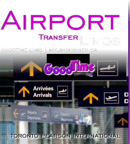 Toronto Pearson International Airport Limo Rental Service TORONTO PEARSON INTERNATIONAL AIRPORT LIMO SERVICE