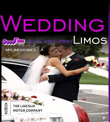 Wedding Limos for Rent In Toronto WEDDING LIMOS TORONTO