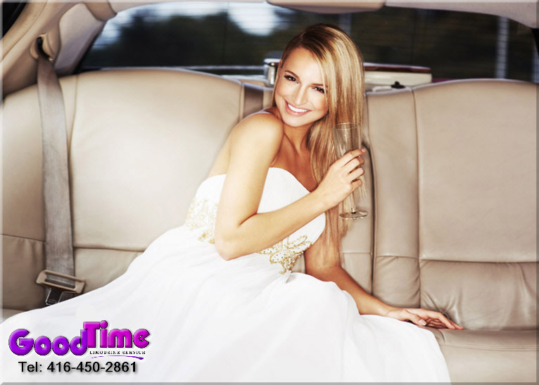 Wedding Limousine Rental Service ONTARIO LIMO SERVICES