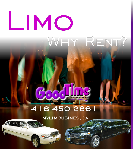 why rent a limo WHY RENT A LIMO