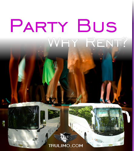 why rent a party bus Party BUS RENTAL